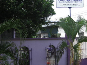 The Purple House International Backpackers' Hostel