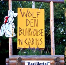 Wolf Den Hostel and Nature Retreat