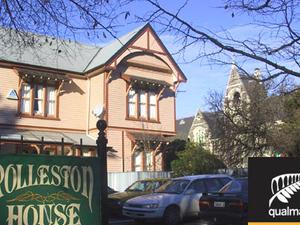 YHA Rolleston House