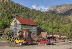 Bw Plus Twin Peaks Lodge