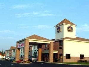 Best Western Denton Inn