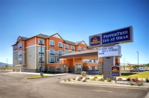 Bw Plus Peppertree Inn Omak
