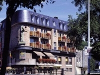 Bw Ambassador Hotel Bosten