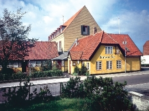 Hundested Kro And Hotel