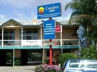Comfort Inn Bay Waterfront