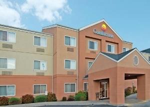 Comfort Inn Downtown Near Lake Coeur D'Alene