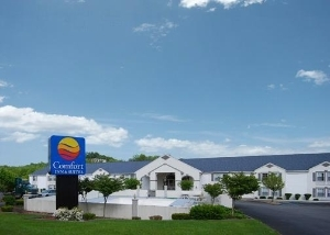 Comfort Inn and Suites Fairmont