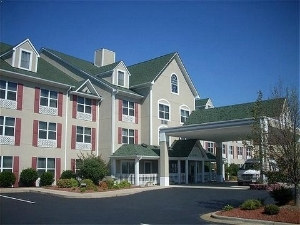 Country Suites By Carlson Burlington
