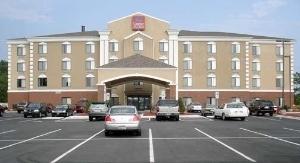 Comfort Suites Roanoke Rapids