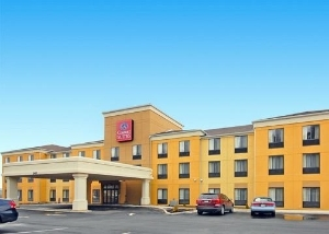 Comfort Suites at Binghamton University