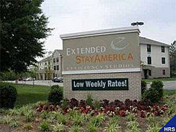 Extended Stay America Hampton - Coliseum
