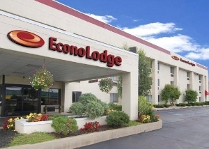 Econo Lodge Arena Wilkes Barre