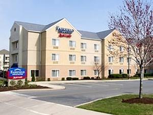 Fairfield Inn by Marriott Allentown Bethlehem/Lehigh Airport