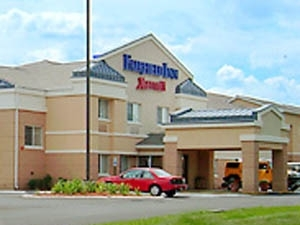 Fairfield Inn by Marriott Anderson Indianapolis