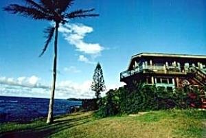 Spyglass House Oceanfront Para