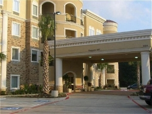 Holiday Express and Suites Lufkin So