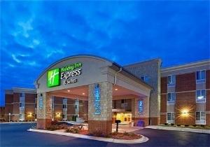 Holiday Inn Express & Suites Auburn