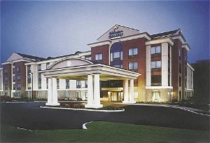 Holiday Inn Express Hotel and Suites St. Charles