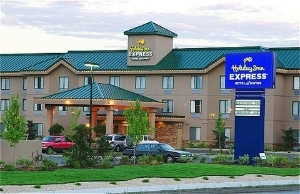 Holiday Inn Express And Suites - Vernon