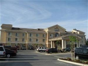 Holiday Inn Ex Ste Porterville