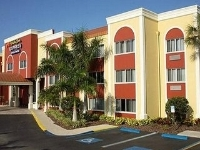 Holiday Express and Suites West