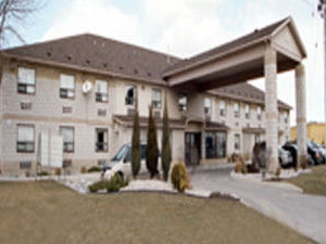 Howard Johnson Express Inn Windsor Airport