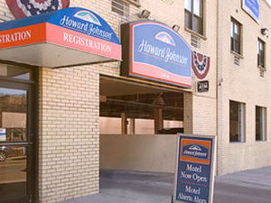 Howard Johnson Inn Yankee Stadium