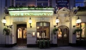 The Sanctuary House Hotel