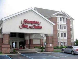 Hampton Inn and Suites Scottsburg