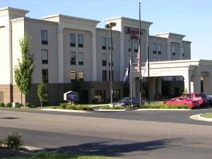 Hampton Inn Waynesboro Stuarts Draft