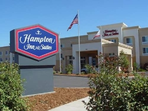 Hampton Inn And Suites Red Bluff