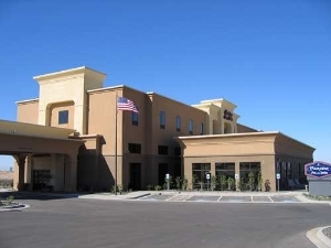 Hampton Inn And Suites Mountain Home