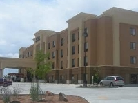 Hampton Inn And Suites Albuquerque
