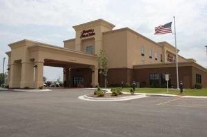 Hampton Inn Suites Moline-Quad City International Airport