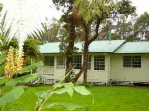 Kilauea Volcano Cottages