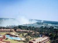 The Zambezi Sun Hotel
