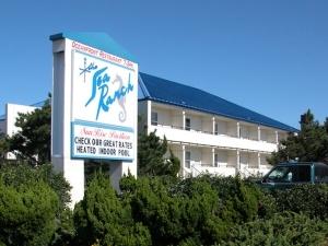 The Sea Ranch Hotel