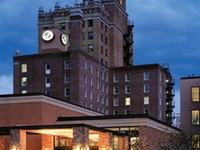 Marcus Whitman Hotel And Confe