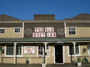 Old West Inn Willits