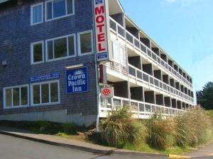 Crown Pacific Motel Depoe Bay