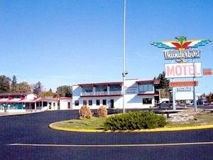 Thunderbird Motel Ellensburg