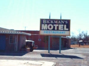 Hickman S Motel Aspermont