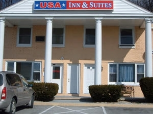 USA Inn and Suites Morgantown