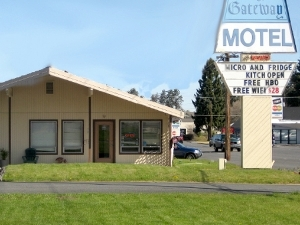 Royal Gateway Motel Bend