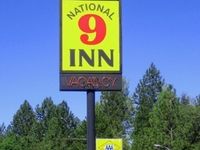 National 9 Inn Placerville