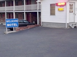 Welborn Motel Hamptonville