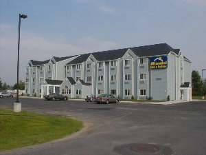 Microtel Inn and Suites Plattsburgh