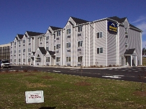 Microtel Inn & Suites Thomasville