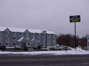 Microtel Suites Mt Airy