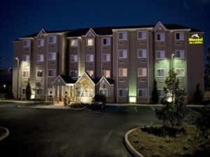 Microtel Inn and Suites Saraland/Mobile Area
